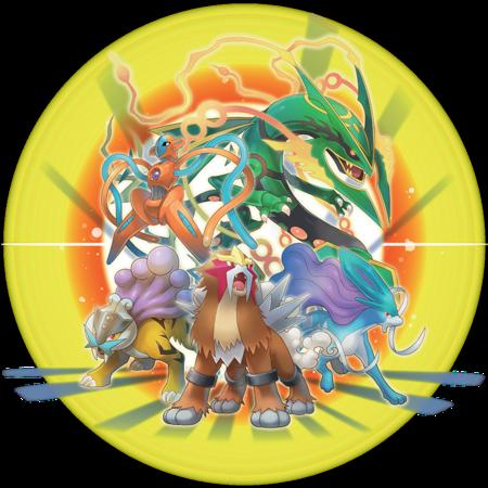 Pokemon Legendarios Pmmm