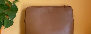 Messenger Bag for MacBook, de Harber London, para llevar nuestro Mac y todos sus accesorios con el estilo que se merecen
