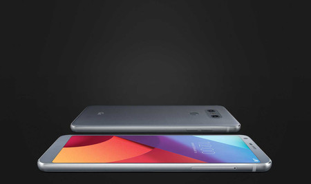 LG G6 hermético batería no extraíble
