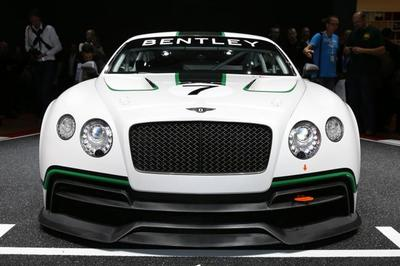 El Bentley Continental GT3 definitivo debutará en Goodwood