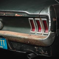 Foto 19 de 29 de la galería ford-mustang-bullit-2018 en Motorpasión