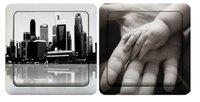 Interruptores decorados con fotos y dibujos, personalizados