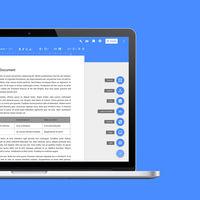 Google Docs y Sheets también recibirán el esperado rediseño a Material Design