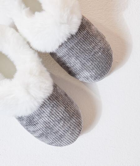 17 zapatillas de estar en casa bonitas y calentitas para llevar en invierno