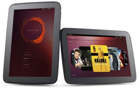 Canonical anuncia Ubuntu para tablets y estará disponible para el Nexus 7 y Nexus 10