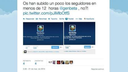 Ataque seguidores
