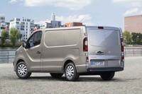 Renault Trafic, Nissan Primastar y Opel Vivaro