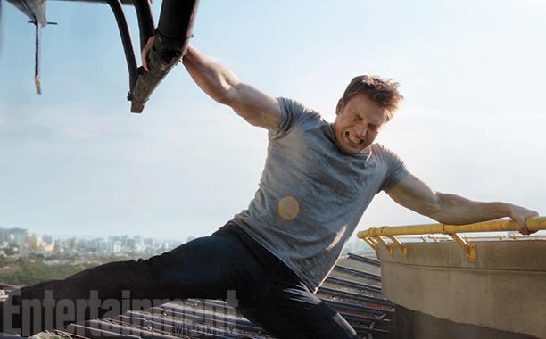 Foto de 'Capitán América: Civil War', nuevas imágenes oficiales (2/8)