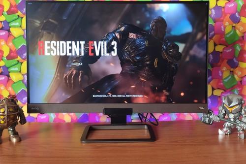 BenQ EX2780Q, lo hemos probado: cuando un monitor para el gamer de PC tiene alma de televisor
