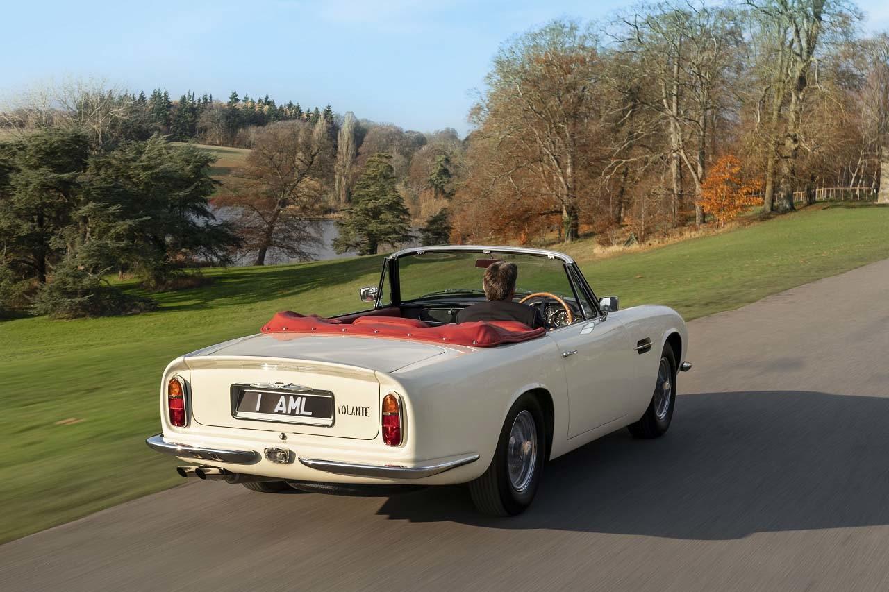 Foto de Aston Martin convierte tu auto clásico en un coche eléctrico (2/15)