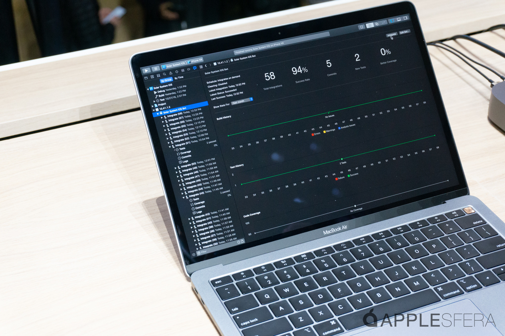Foto de MacBook Air (2018) (11/24)