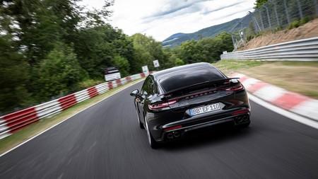 Porsche Panamera Turbo Rompe Record En Nurburgring 5