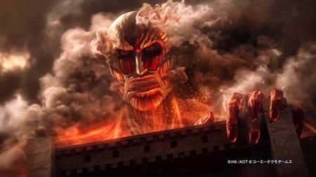 Shingeki no Kyojin muestra un nuevo video del juego que llegará a PS3, PS4 y PSVita