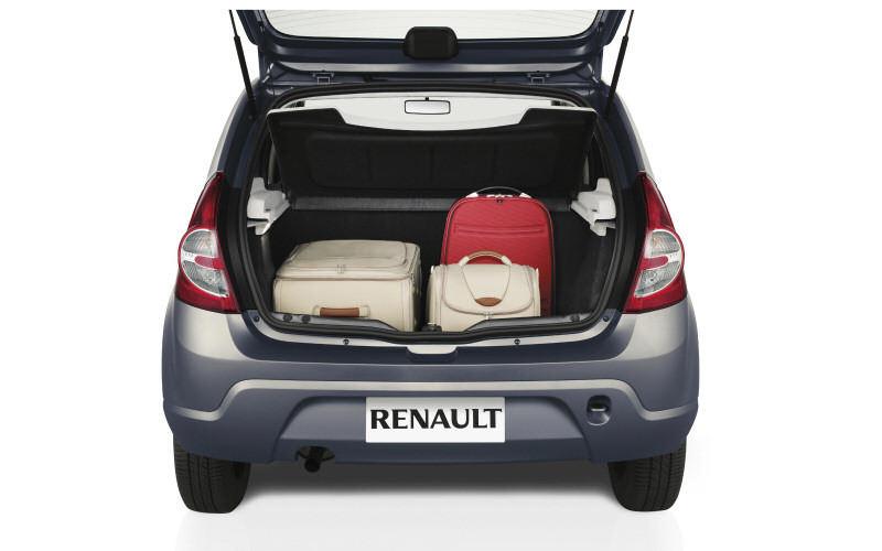 Foto de Renault Dacia Sandero (10/11)