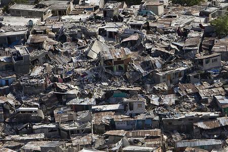 Iniciativas solidarias de ayuda a Haití