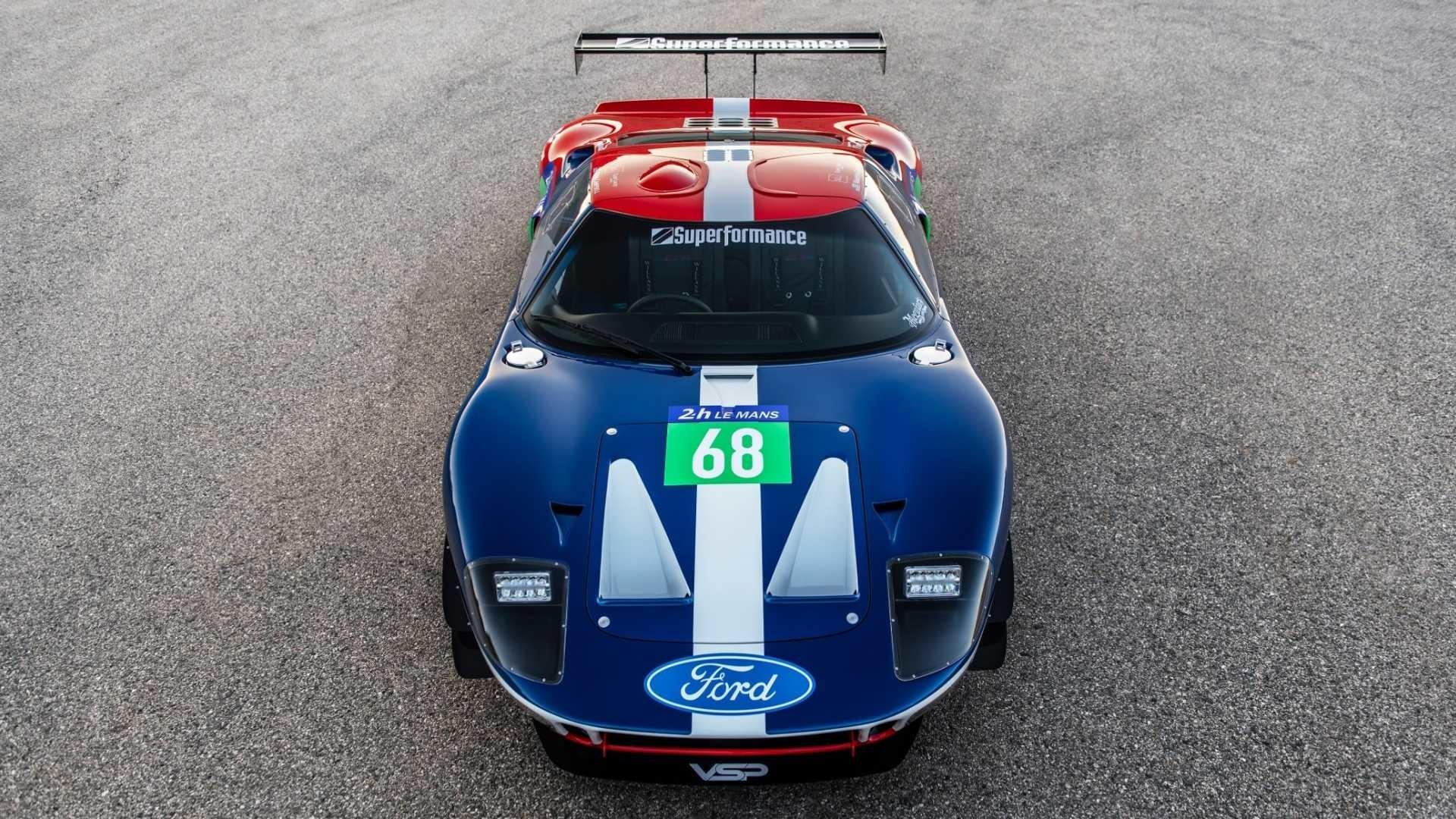 Foto de Superformance Ford GT40 Mk1 (13/23)