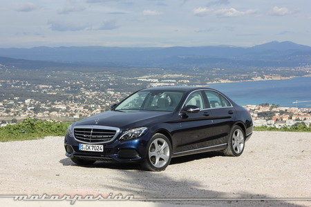 Mercedes-Benz Clase C, toma de contacto (parte 1)