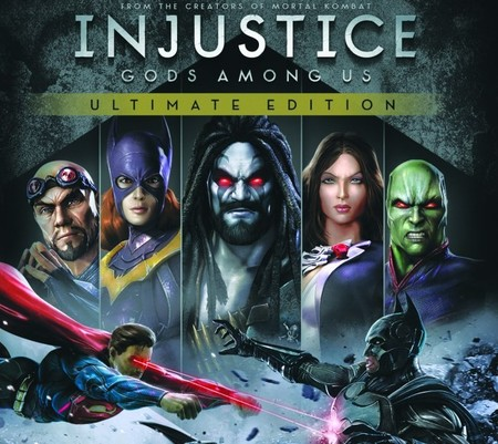 Tendremos 'Injustice: Gods Among Us - Ultimate Edition' hasta en PS4