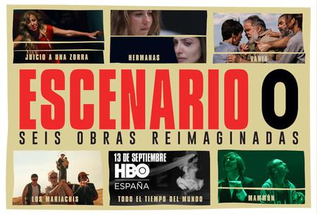Escenario 0': HBO desvela fecha de estreno y tráiler final de la antología teatral de Bárbara Lennie e Irene Escolar