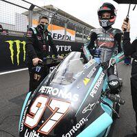 Xavi Vierge podría debutar en MotoGP en MotorLand pilotando una Yamaha y como compañero de Valentino Rossi
