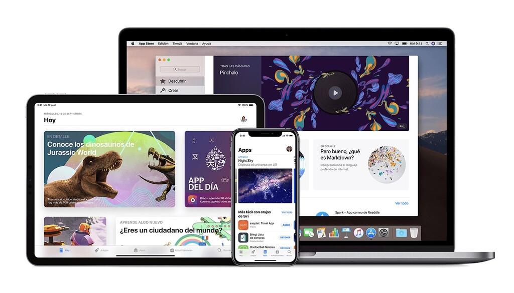 El App Store ha generado 64.000 millones de dólares en 2020, un incremento del 28% respecto al año anterior