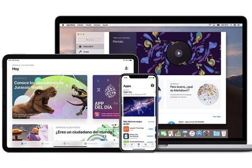 El App Store ha generado 64.000 millones de dólares en 2020, un aumento del 28% respecto al año anterior