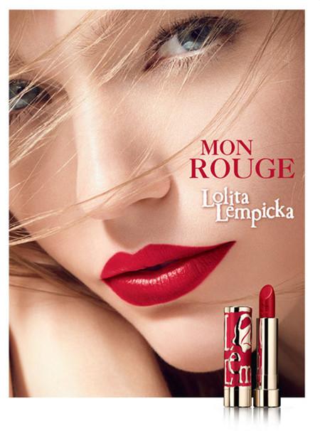 """Ser bella y saber estarlo, gracias al """"Mon Rouge"""" de Lolita Lempicka"""