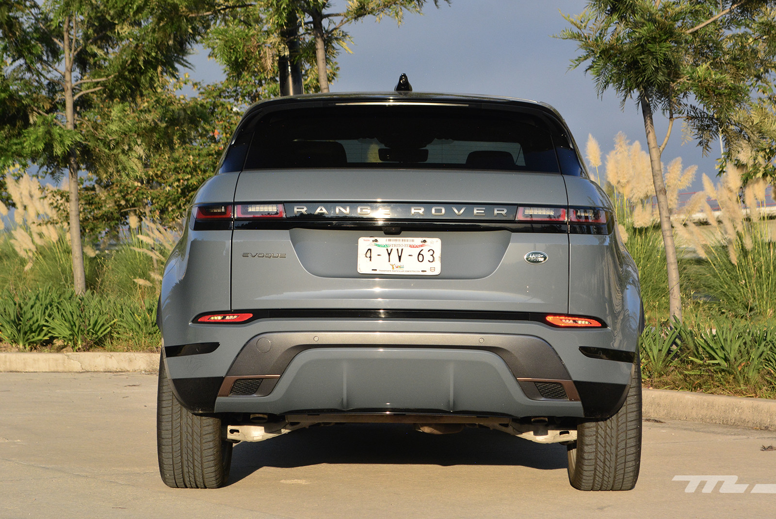 Range Rover Evoque 2020 (prueba)