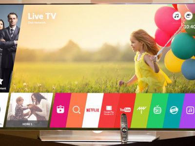 Llega webOS 3.0, la nueva versión del sistema de los Smart TV de LG