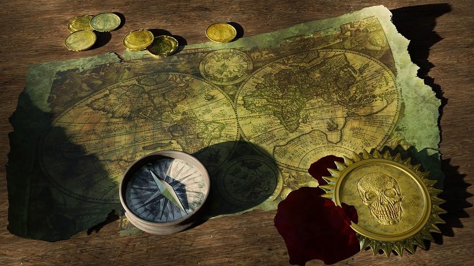 Tres islas que podrían albergar los tesoros del pirata William Kidd