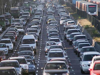Aunque parezca mentira, México no es la ciudad con más tráfico en el mundo