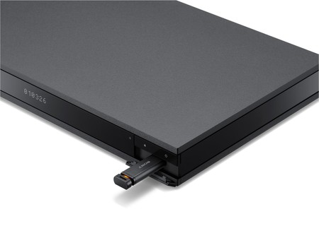 Reproductor Blu-ray UHD de Sony