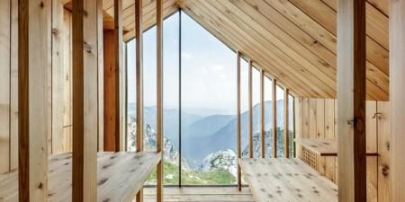 Ofis Architects Alpine Shelter 21