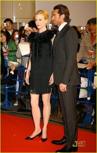 Nicole Kidman en la premiere de Australia en Tokio