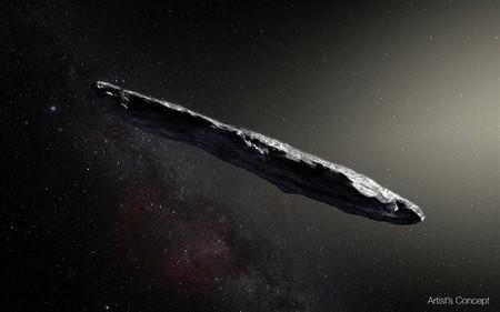 Oumuamua es un asteroide diferente a cualquier cosa vista hasta ahora