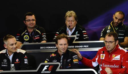 Ferrari no quiere a Chistian Horner, de momento