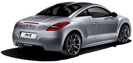 Peugeot RCZ Onyx, sólo para Francia y Alemania