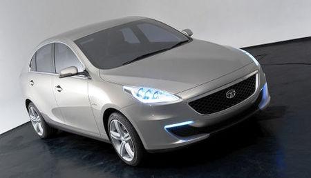 Tata presenta el Prima Concept, Nano europeo  e Indica eléctrico