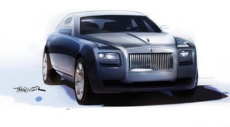 Rolls-Royce 200EX Concept para el 2010