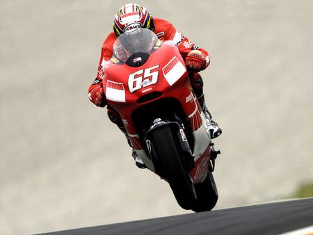 Loris Capirossi Ducati 65