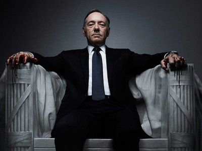 'We make the terror': así anuncia Netflix la fecha de estreno de la quinta temporada de 'House of Cards'