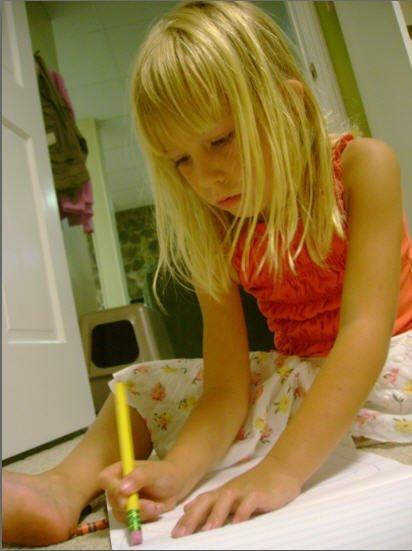 Escribir un diario puede ser una buena experiencia para los niños