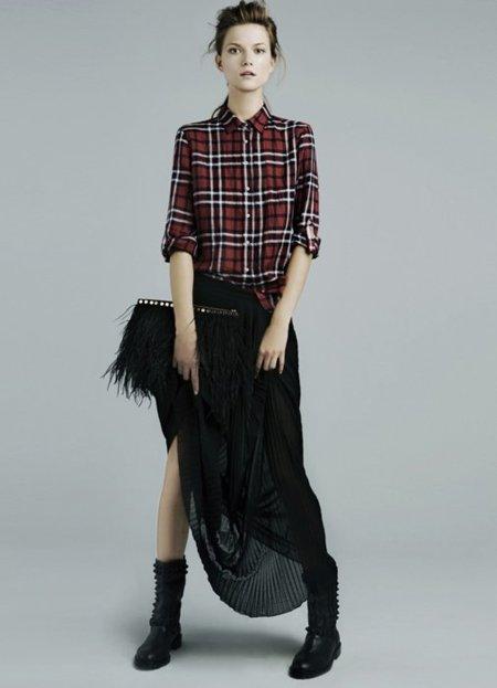 Cuadros Zara lookbook noviembre