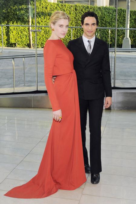 Greta Gerwig CFDA Awards 2014