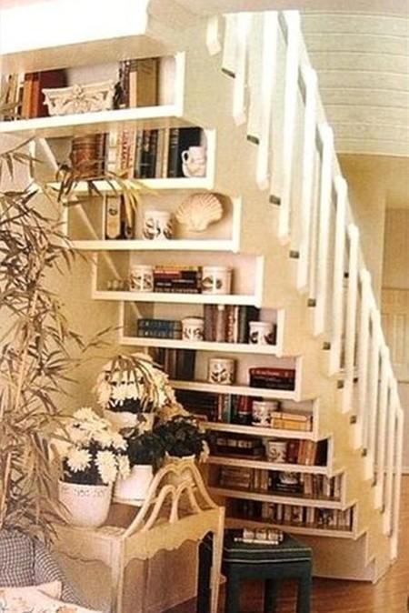 Estanteria Bajo Escalera