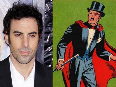 Sacha Baron Cohen será Mandrake el mago
