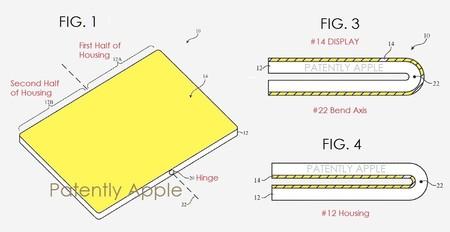 Patente Apple Iphone Plegable Jpg Detalle