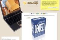 3D Package, creando cajas en 3D sin esfuerzo alguno