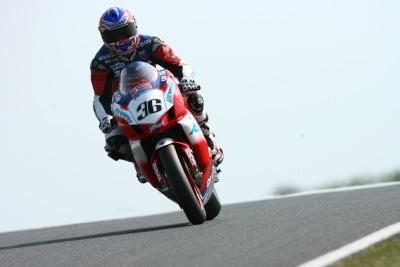 Gregorio Lavilla saldrá en sexta posición en Silverstone