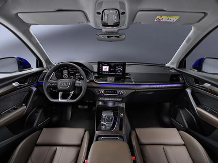 Audi Q5 Sportback precios versiones y equipamiento en México 11